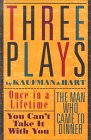 in: 'Three Plays by Kaufman and Hart', Grove Press /  / 1988 / 0 8021 5064 0