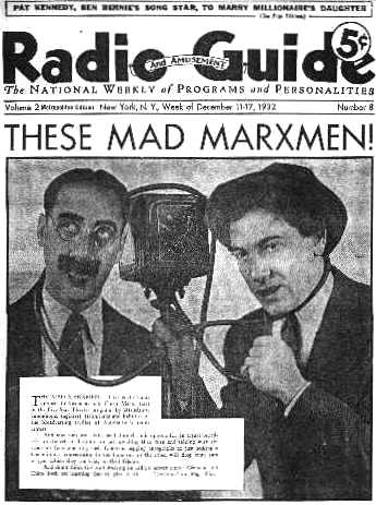 Streaming Audio Files - The Marx Brothers